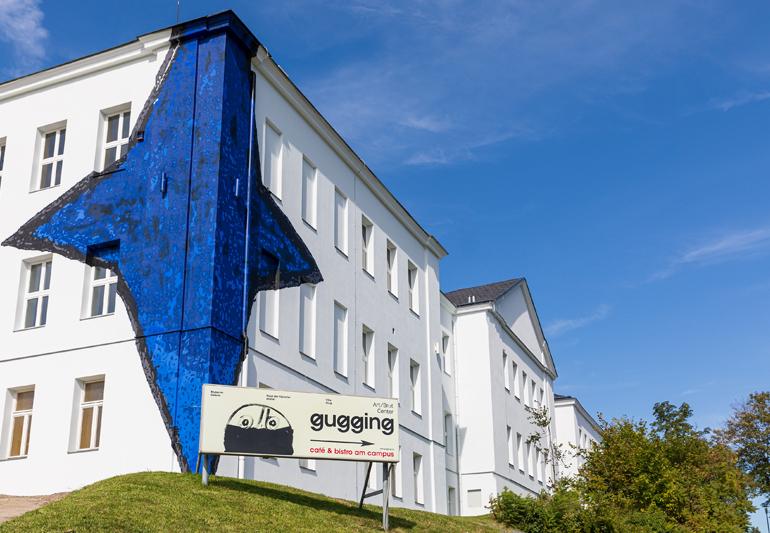 Außenansicht Museum Gugging © Foto: Ludwig Schedl