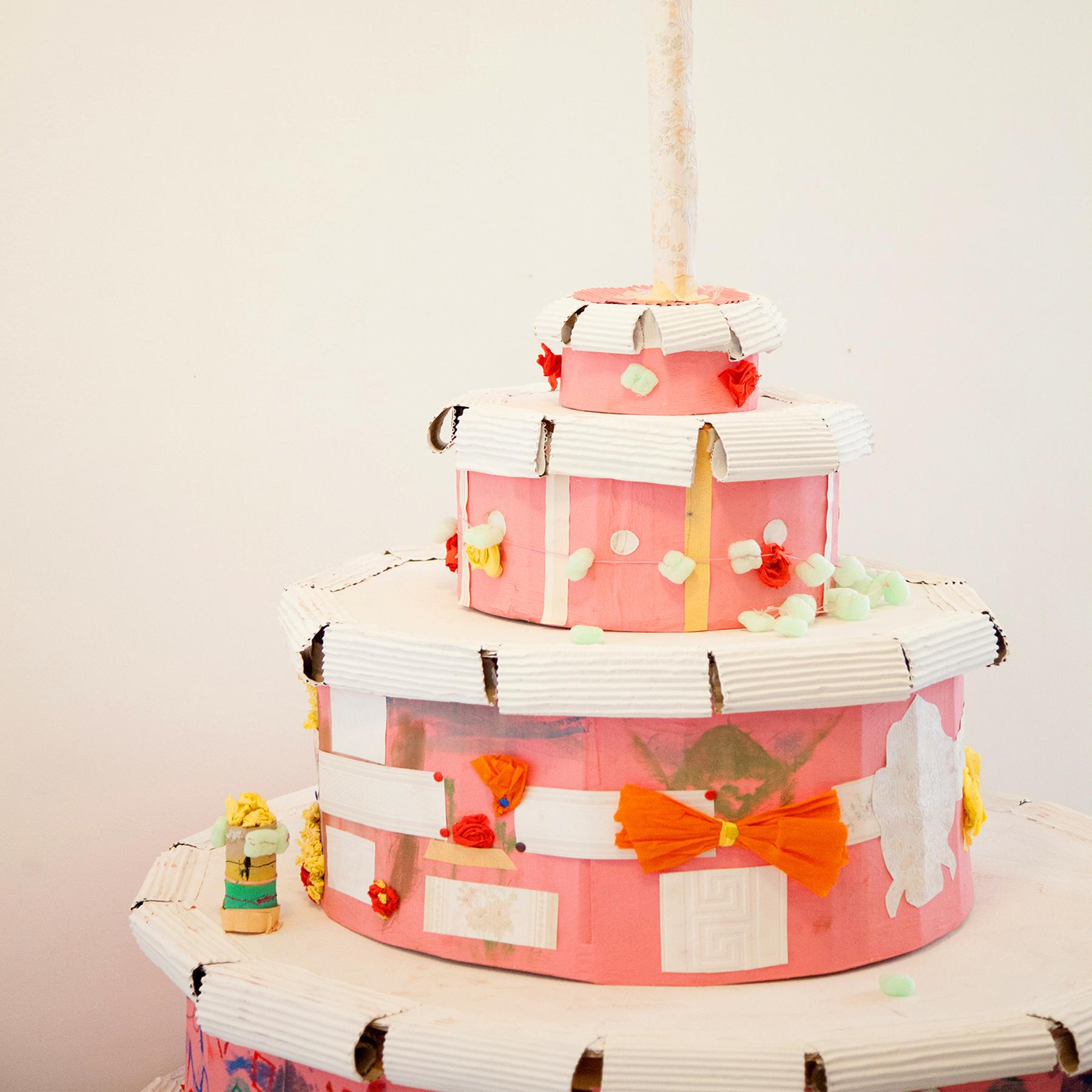 Torte © Foto: Eva Mühlbacher, 2014