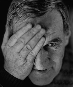 Johann Hauser, Porträt © Foto: Martin Vukovits © Martin Vukovits