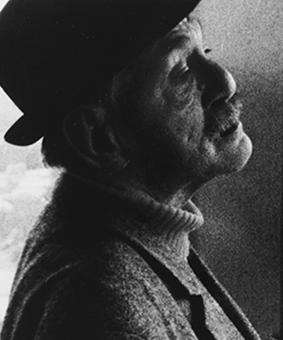 Ernst Herbeck im Riesenrad