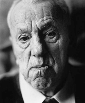 Franz Kamlander, Porträt