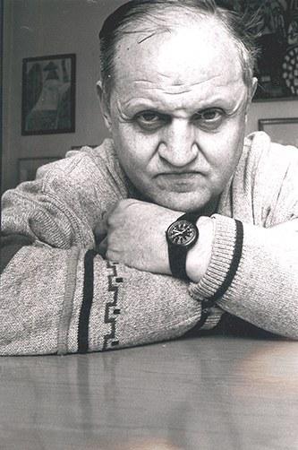 Franz Kernbeis, Porträt, 1993