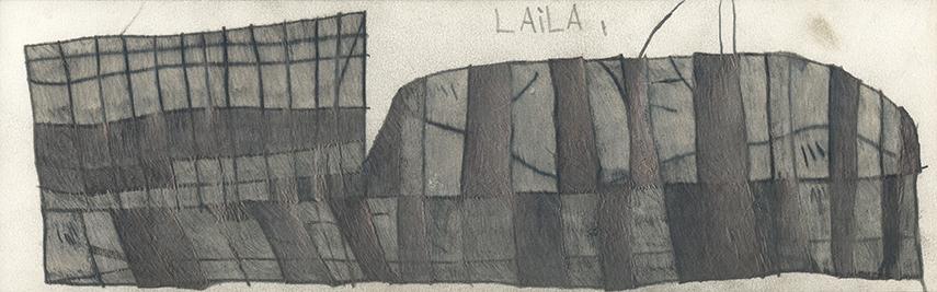 Laila Bachtiar, Zahnbürste, 2005 © galerie gugging