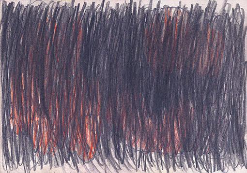Erich Zittra, Ohne Titel, 1979 © Privatstiftung – Künstler aus Gugging