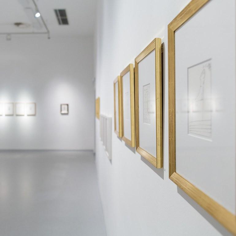 Ausstellungsbereich © Foto: Ludwig Schedl, 2014 © Foto: Ludwig Schedl, 2014