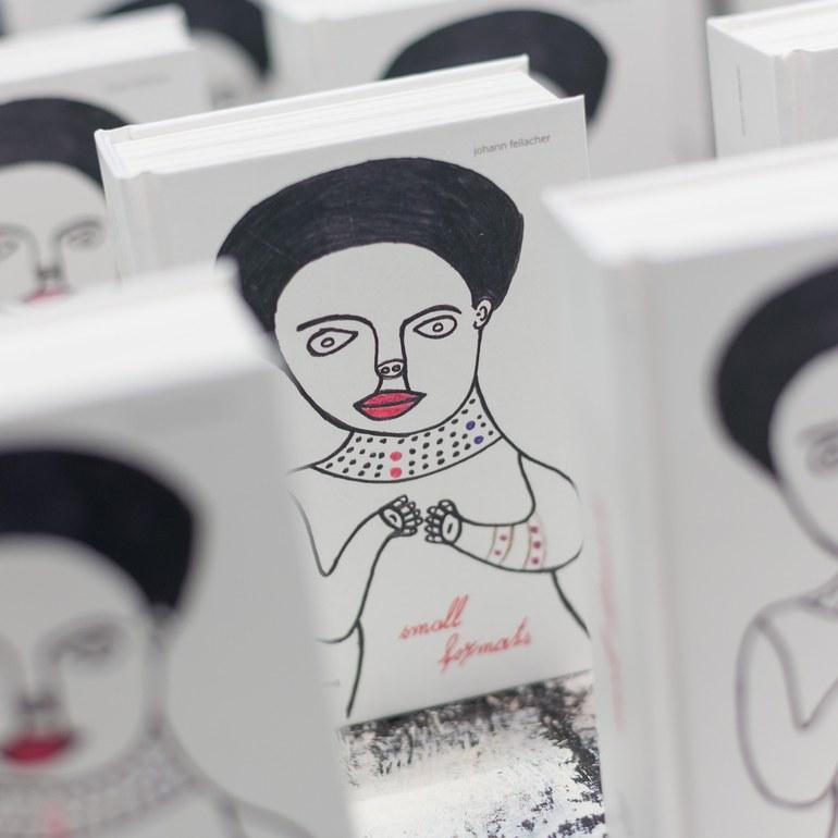 small formats.! Katalog zur Ausstellung © Foto: Ludwig Schedl, 2014