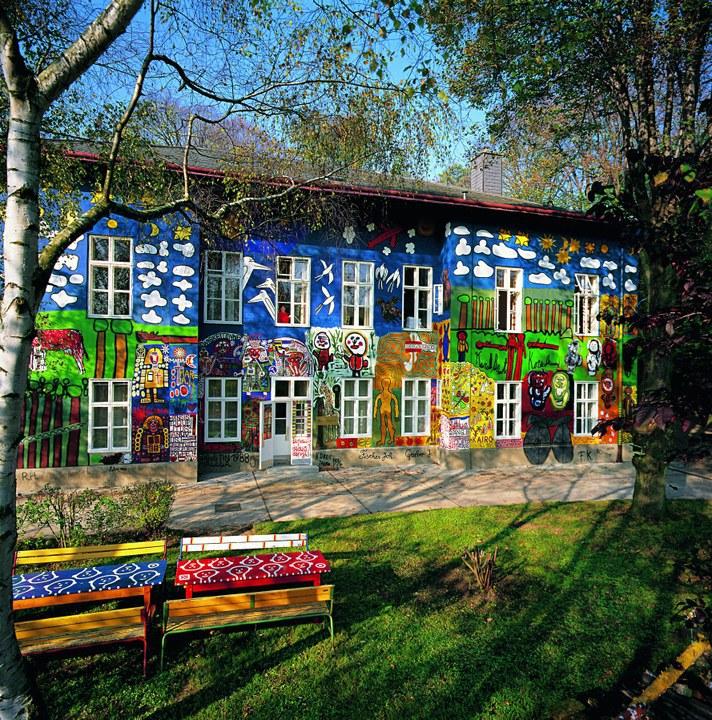 Haus der Künstler in Gugging © museum gugging