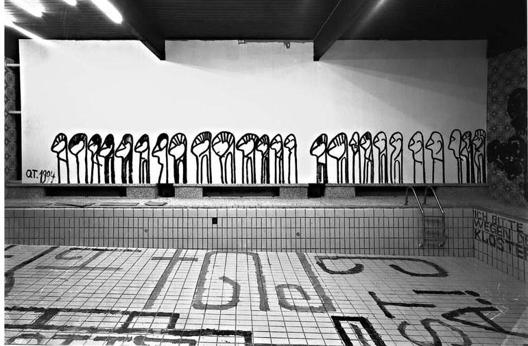 Oswald Tschirtner © Privatstiftung - Künstlerhaus Gugging
