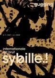 Plakat der Ausstellung Sybille