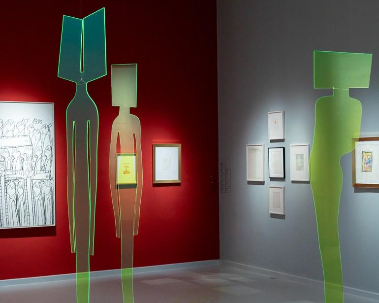 © Ausstellungsansicht © NÖ Museum Betriebs GmbH, Foto: Ludwig Schedl