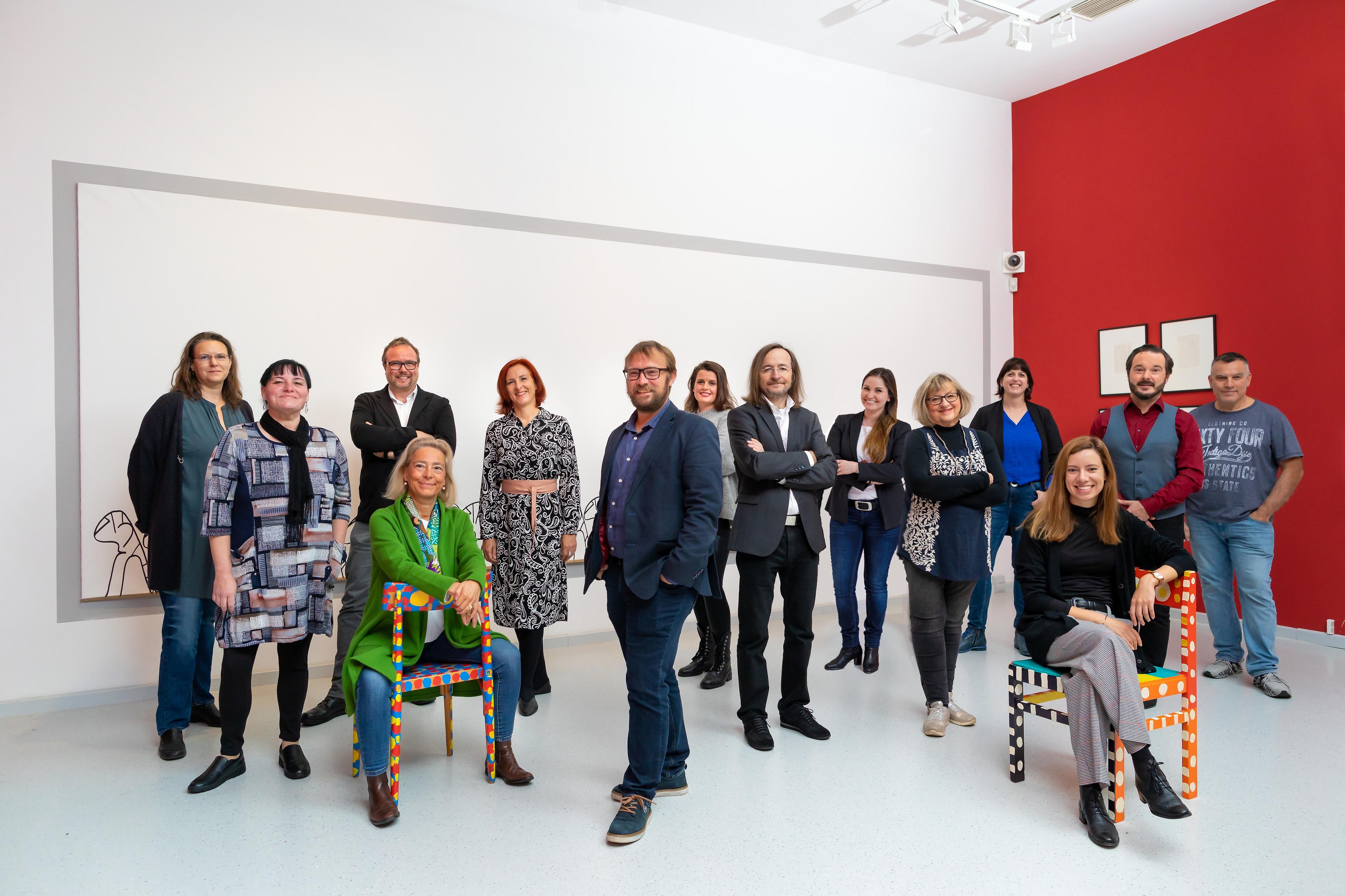 Teamfoto 2021, Foto: Ludwig Schedl