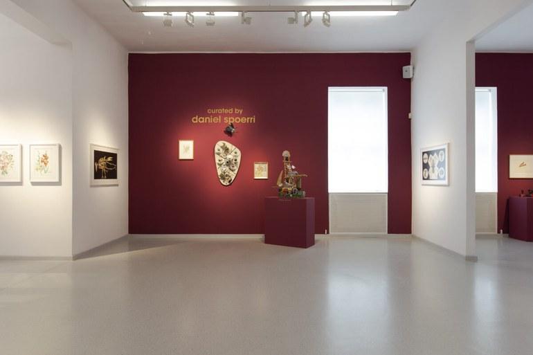 Ausstellungsansicht - Spoerri