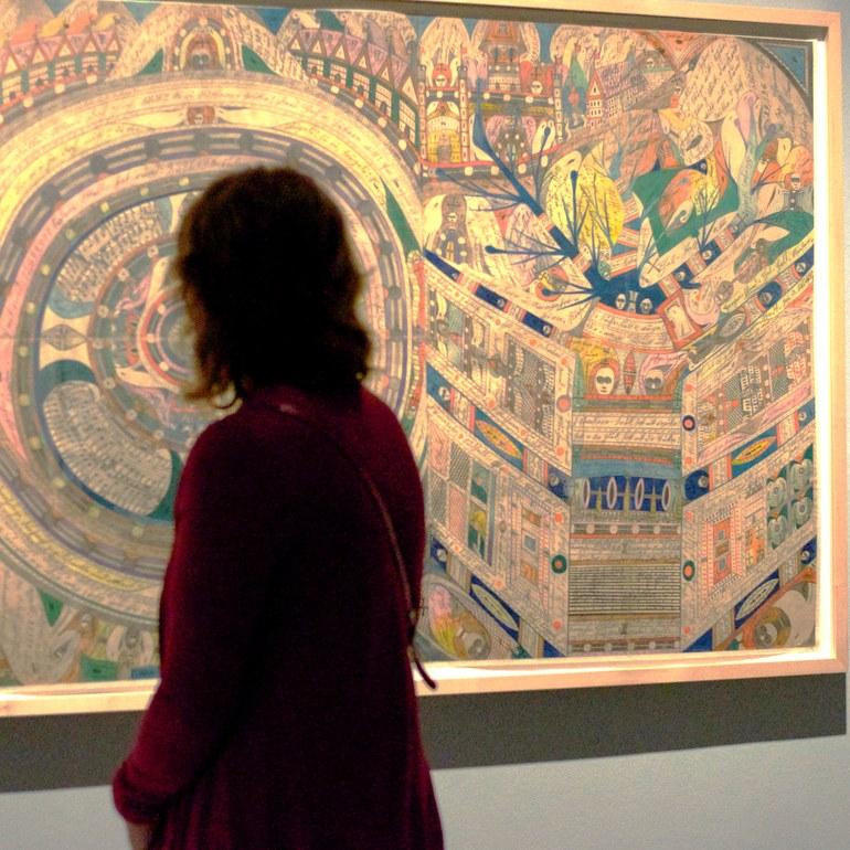 Photo: museum gugging, 2014